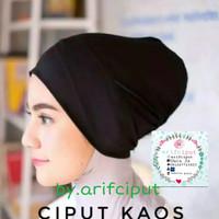 Ciput kaos Arab polos / inner kaos rayon