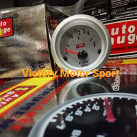 Autogauge Fuel Level Bensin Autogauge Fuel Meter 2