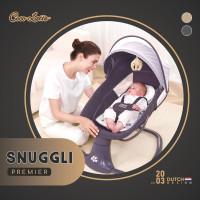 MKS (TIPE BARU) - Cocolatte Snuggli PREMIER Swing Ayunan Bayi Elektrik
