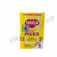 Fargelin For Piles (Shen Nong Shi Brand)