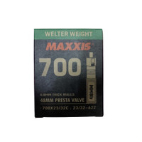 Ban dalam sepeda maxxis 700 23-32c presta 48mm