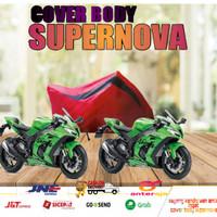 cover/selimut/sarung/mantel body motor ninja RR , ninja 250cc , ninja
