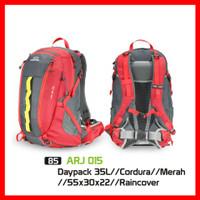 tas ransel camping gunung tracking original - Merah