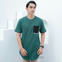 Terbaru Kaos Kurta Lengan Pendek | Baju Long Line