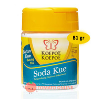 Koepoe Baking Soda Kue 81 gr 81gr