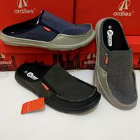 Sepatu sandal selop karet pria Ardiles Testimo original