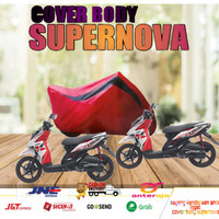 cover/selimut/sarung/mantel body motor X-Ride