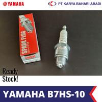 Yamaha Genuine Parts B7HS-10 Busi Motor Air WHITE Seluruh Indonesia