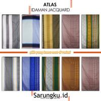 SARUNG ATLAS IDAMAN 590 JACQUARD CLASSIC