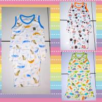 baju setelan kutung bayi anak little-Q/kaos kutung bayi anak ukuran L
