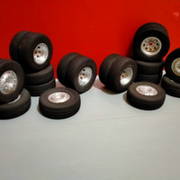 ban RC dan miniatur truck bus per set 6pcs