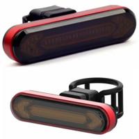 Lampu Sen Belakang Sepeda LED Remote