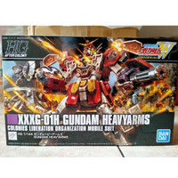 READY! HG 1/144 HGAC Gundam Heavyarms H-Arms XXXG-01H Wing Bandai