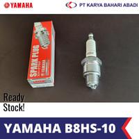 Yamaha Genuine Parts B8HS-10 Busi Motor Air WHITE Seluruh Indonesia