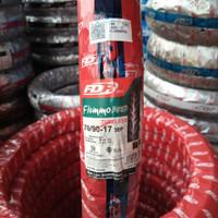 BAN TUBLESS FDR 70/90-17 FLEMMO PRO free pentil besi pendek
