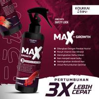 Vitamin Pakan Ikan Pertumbuhan 3x Lebih Cepat Koukkai Max-Growth