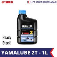 Yamalube 2 Stroke Motor Oil Outboard Motor Oli Motor Air [1 L]