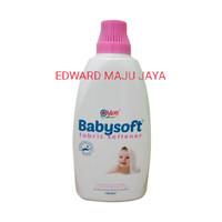YURI BABYSOFT Softener 1000 ml Pelembut & Pewangi Pakaian