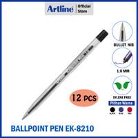 ARTLINE Ballpoint Pen EK-8210 (12 Buah)