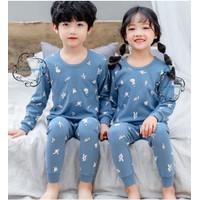 Piyama Baju Anak Import Adem Katun Halus Karakter seri 29 Size Big