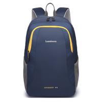 Luminox New Arrival Tas Ransel Kasual Backpack Daypack GJH - Unisex