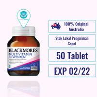 Blackmores Multivitamin for Women 50 Tablet Vitamin Wanita