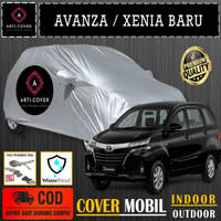 Selimut Sarung Body Cover Mobil All New Avanza Xenia Free pengikat ban