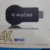 anycast m100 4k mirroring