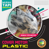 Cover Motor Sarung Motor Plastik Freego MXking Sonic Genio Medley Nex2 - MATIC