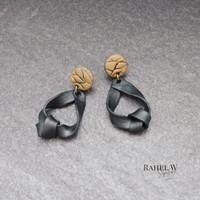 Anting Unik Knot Handmade Pesta Fashion