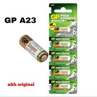 Baterai Battere Batere Remote Bel | Mobil | Mainan GP 23A A23 12 Volt
