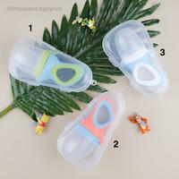 LIN046 - Baby Fruit Feeder (Empeng Buah) + Kotak Simpan