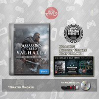 Assassins Creed Valhalla Ultimate Edition PC Game Original