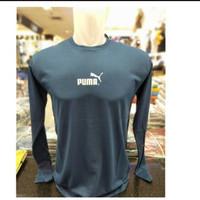 baju/kaos pria lengan panjang olahraga training