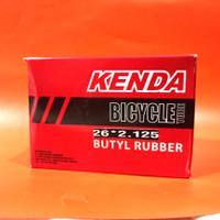 Ban Dalam Sepeda Kenda 26 x 190 - 2.125 Pentil Kecil Presta