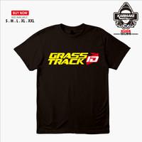 Kaos Baju Racing Grass Track ID Logo Kaos Otomotif - Karimake
