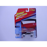 Johnny Lightning 2004 Mitsubishi Lancer Evolution Apex Silver