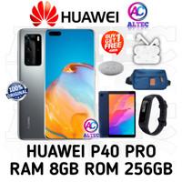 Huawei P40 PRO 8/256 5G RAM 8GB ROM 256GB GARANSI RESMI - SILVER