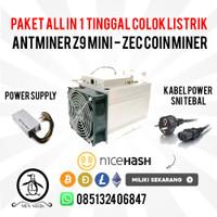 Bitmain Antminer Z9 Mini - ASIC Miner Mesin Bitcoin