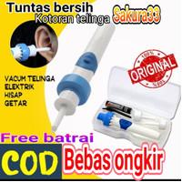 alat penyedot kotoran telinga/ vacum pembersih telinga