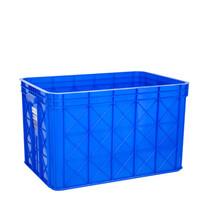 P73xL48xT43 Green Leaf 2244 P Box Container Keranjang Bak Kolam Ikan