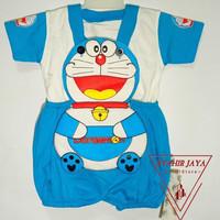 Baju bayi jumper Doraemon Baju bayi Jumsuit 1 Pcs Murahh 0-6 Bulan