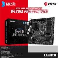 Motherboard MSI B460M PRO-VDH WiFi - MB MSI B460 M PRO VDH Wifi