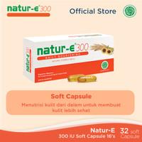 Natur-E 300 IU Soft capsule 32's