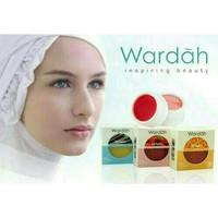 Wardah Lip Balm Bibir 3 Warna - Jeruk