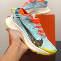 Sepatu Nike Pegasus Trail 2 Blue Orange
