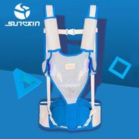 Gendongan Bayi Hipseat Hip Seat Ergonomis geos Bayi Baby Depan Carrier - Biru