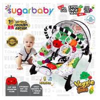 Sugar Baby Bouncer Swing Recline 10in1 - PINK