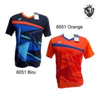 Baju Badminton Yonex Import 6051 Kaos Badminton Yonex Grade Ori