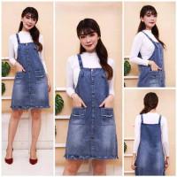Baju Rok Dress Jumpsuit Overall Kodok Monyet Jeans Levis Midi Pendek